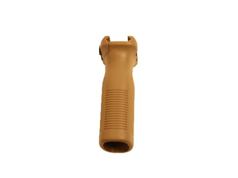 Castellan RVG Polymer vertical Grip Flat Dark Earth