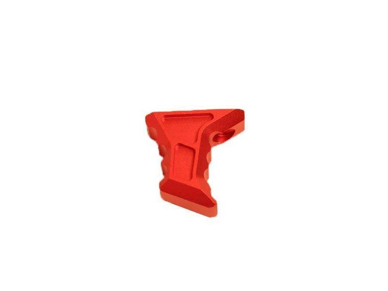 Castellan VP24 Aluminum Keymod Hand Stop RED