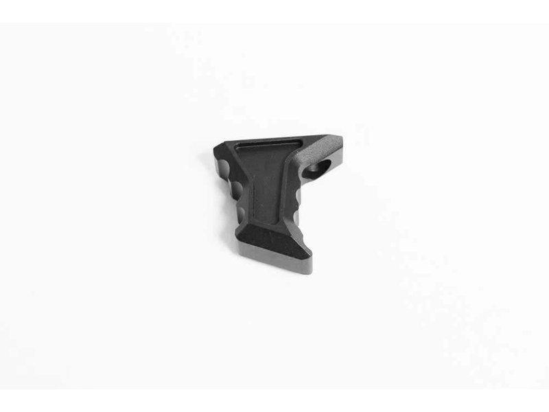 Castellan VP24 Aluminum Keymod Hand Stop Black