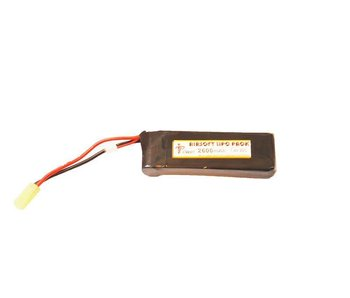 iPower 7.4v 2600mah 20C LiPo Mini Type