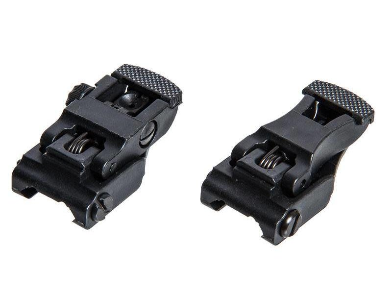UK Arms UKARMS ACM F/R Sight Set