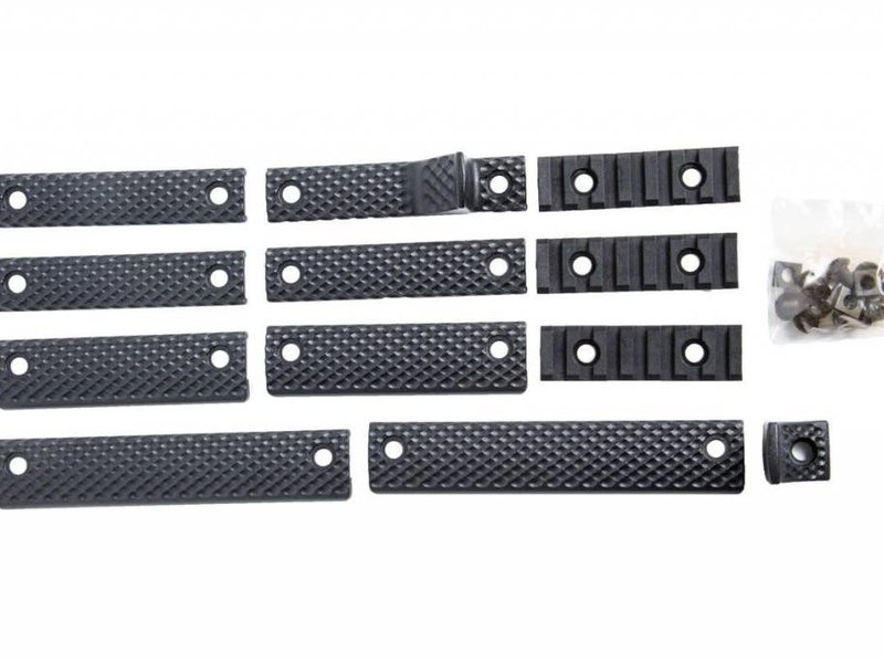 Apex Apex R5 Handguard Accessory Kit With Integrated Hand Stop