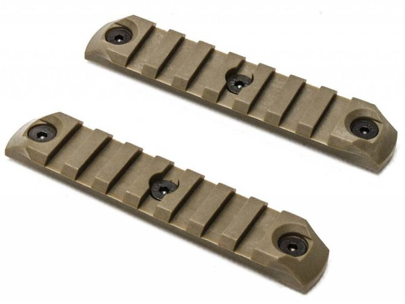 Dytac Dytac Keymod 7 Slot Polymer Rail 2pc