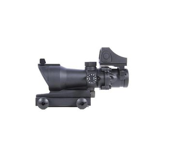 4X32/reflex scope combo