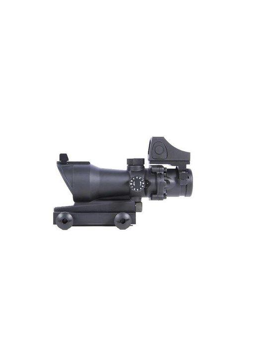4X32 Reflex Scope Combo