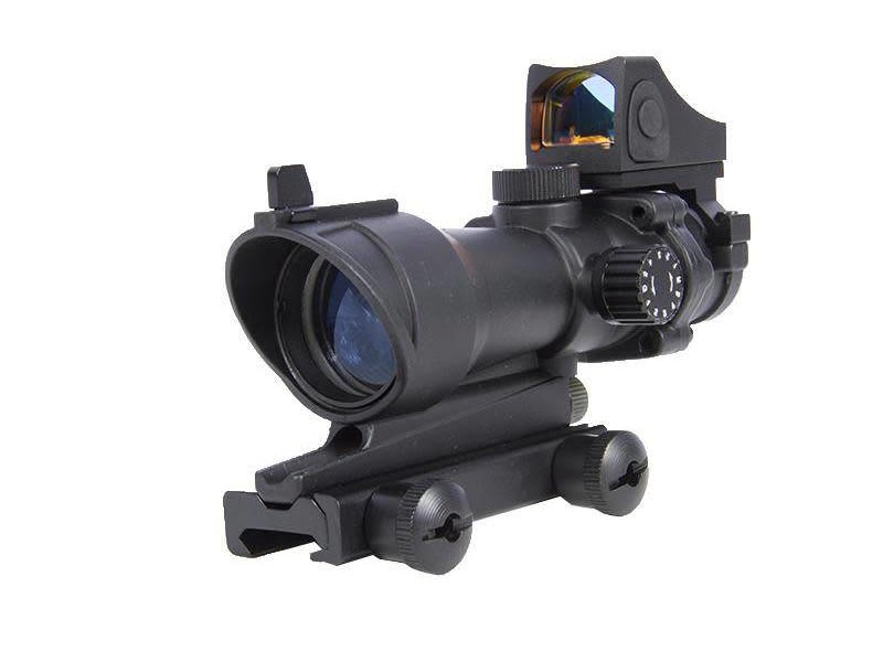Airsoft Extreme 4X32/reflex scope combo