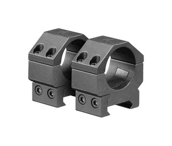 Aimsports 1'' low Scope rings