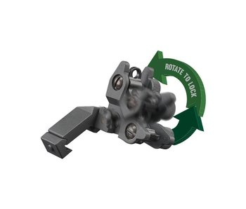 Aimsports 45 degree angle flip up Sight Set
