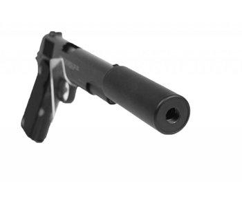 100X35mm 14mm CCW Silencer Black