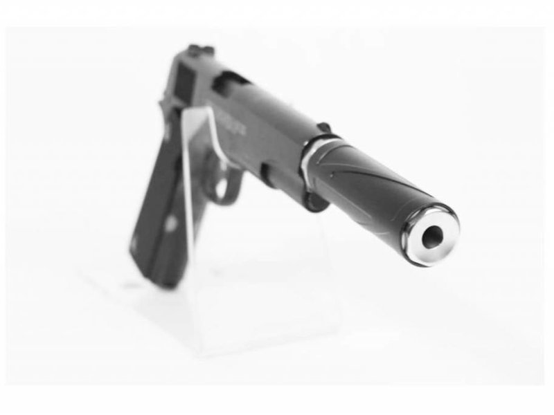 Castellan NYX Convertible Suppressor 14mm CCW