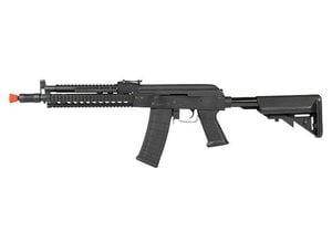 Cyma CYMA AK47 Tactical Airsoft Gun with Crane Stock