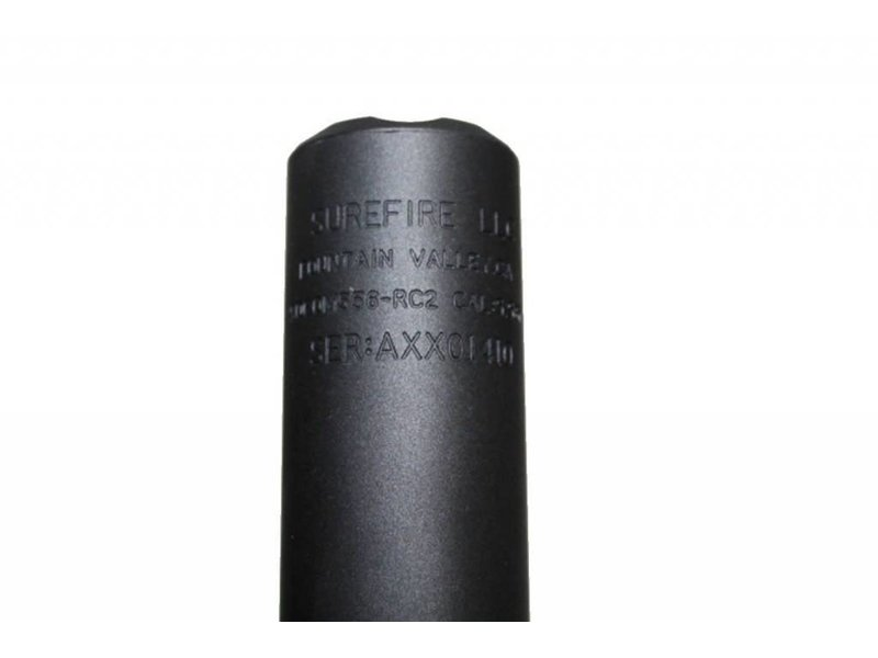 Castellan SOCOM 556 Silencer w/FH CCW 6.2''