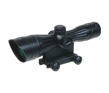 Accushot 6X40 Tactical Scope