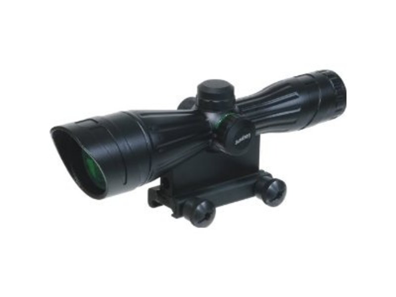 Accushot Accushot 6X40 Tactical Scope