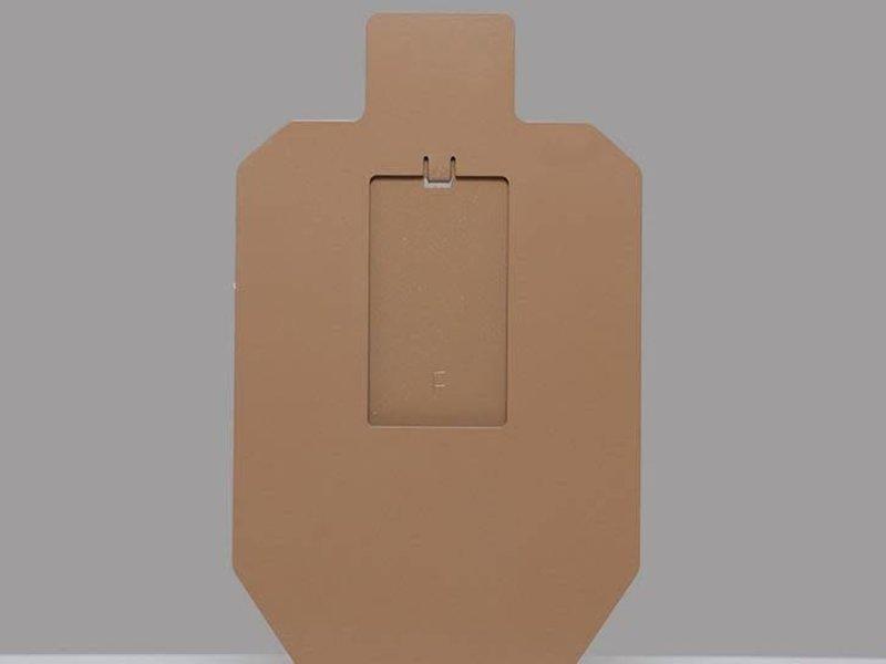 TacTrainer Tac Trainer USPSA Metal Torso Target, Full