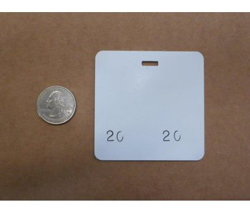 TacTrainer 3Gun Sq Plate 2020