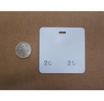 TacTrainer TacTrainer 3Gun Sq Plate 2020