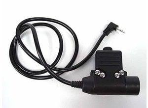 Element Element TacComm U94 PTT Adaptor Motorola 2 pin