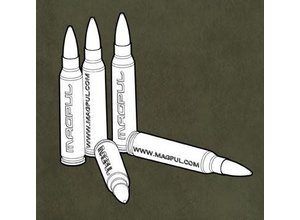 Magpul Magpul Dummy Rounds 223 5-Pack Black
