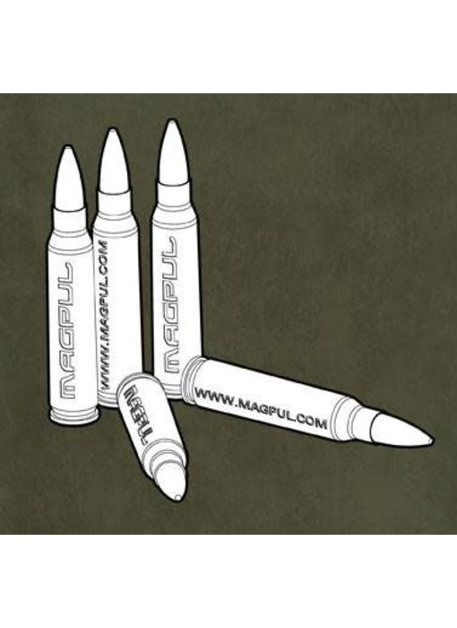 Magpul Dummy Rounds 223 5-Pack Black