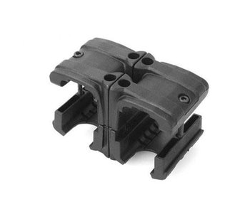 AEX MP7 Double Magazine ClipT749 Black