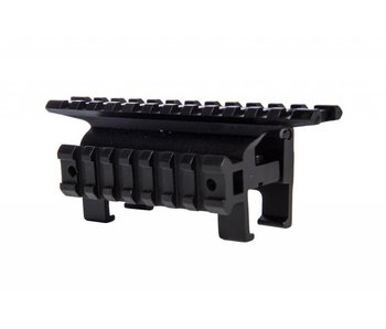 AMP Tactical HK Scope Mount w/2 Rails