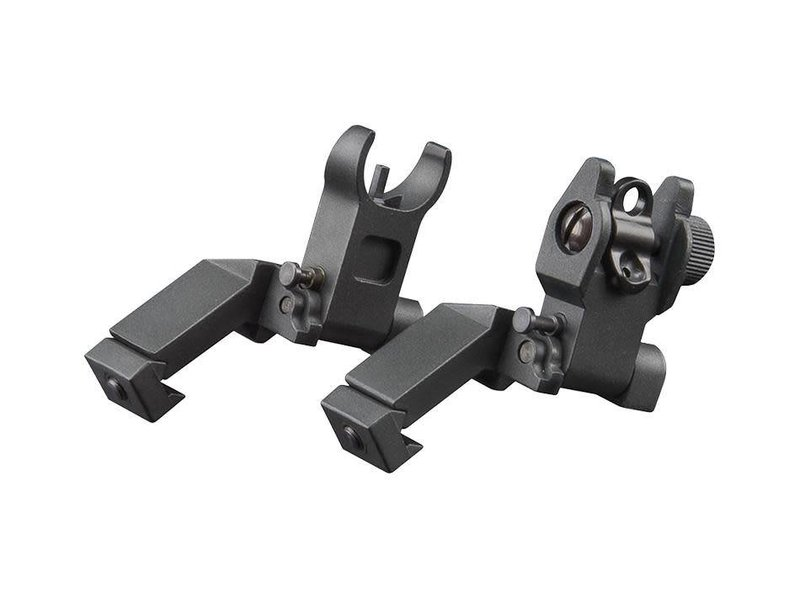 Aimsports Aimsports 45 degree angle flip up Sight Set