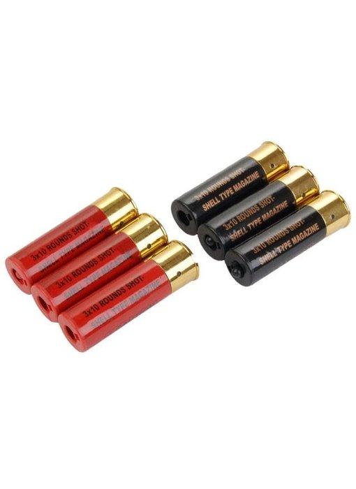 Prima M56 Shotgun Shell, 6pk