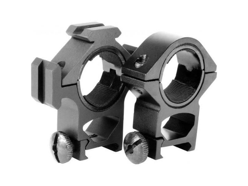 Aimsports Aimsports Weaver High Profile Rings, Pair
