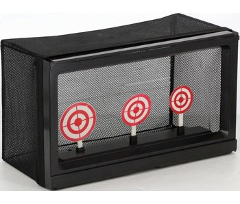 Airsoft Extreme Electric Reset Triple Target w/mesh back