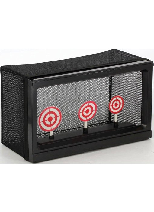 AEX Electric Reset Triple Target w/mesh back