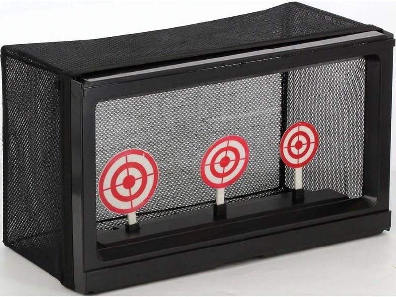 Airsoft Extreme AEX Electric Reset Triple Target w/mesh back