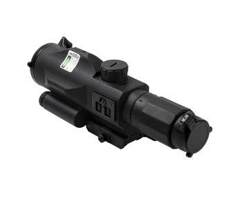NC Star 3-9x40 GEN3 SRT Scope w/Grn Laser