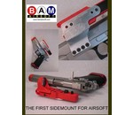 BAM Airsoft BAM Airsoft Side Pistol Mount