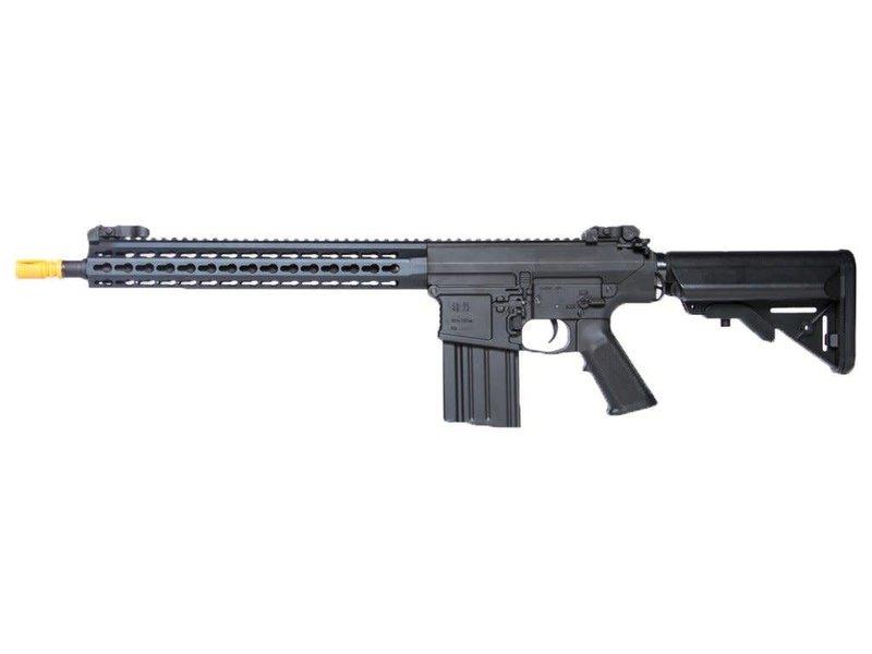Classic Army Classic Army M4 7.62 M110-13 Keymod Black