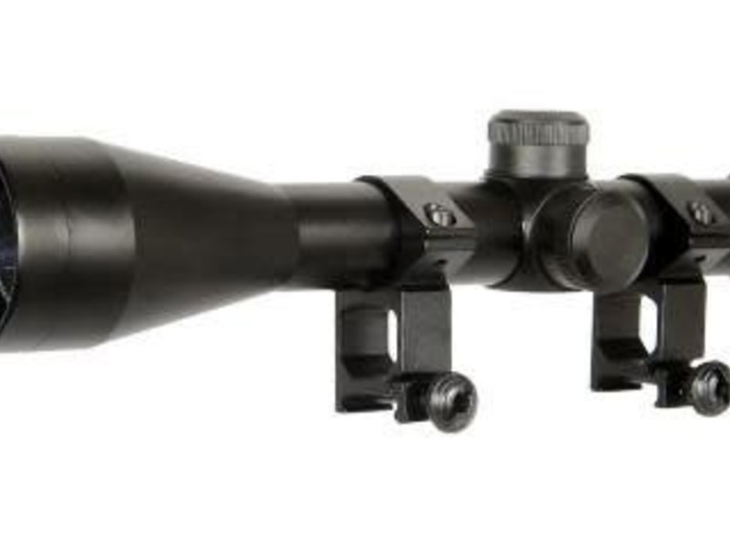 Lancer Tactical Lancer Tactical 3-9X40 Rifle Scope with rings