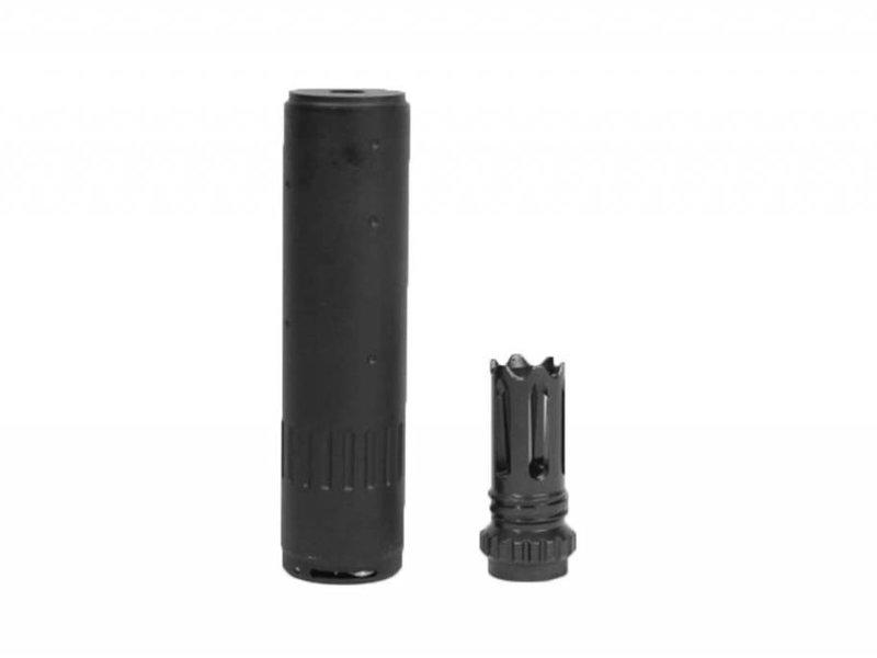Castellan SCAR Silencer w/14mm CCW AAC FH Black