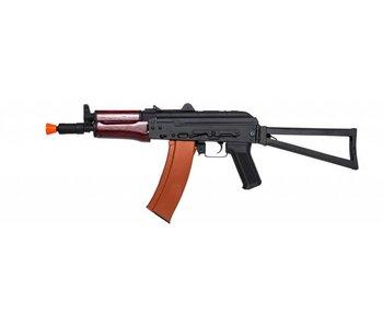 Cyma AKS-74U Wood w/ Side Folding Stock
