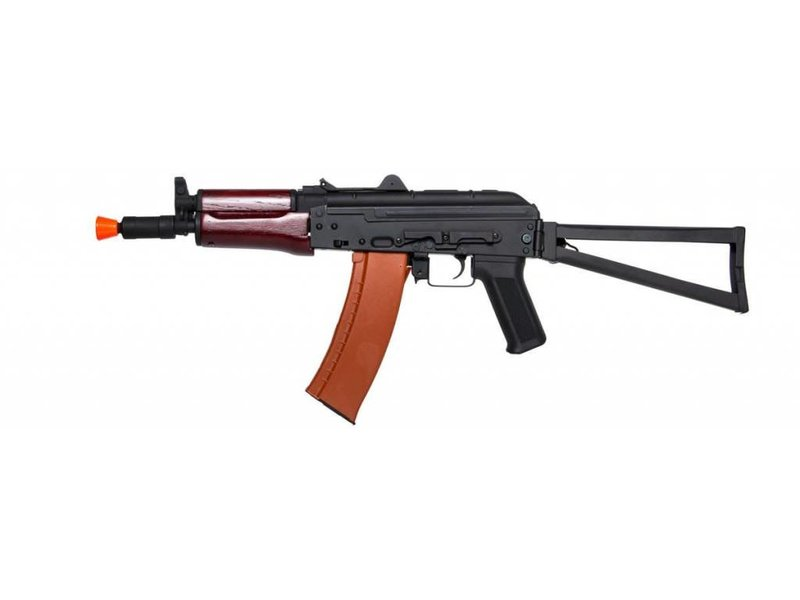 Cyma Cyma AKS-74U Wood w/ Side Folding Stock