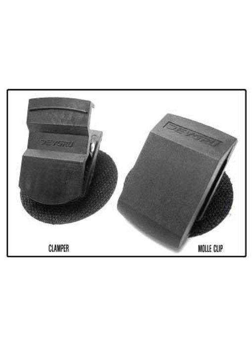 Devgru Clamper & Molle Clip
