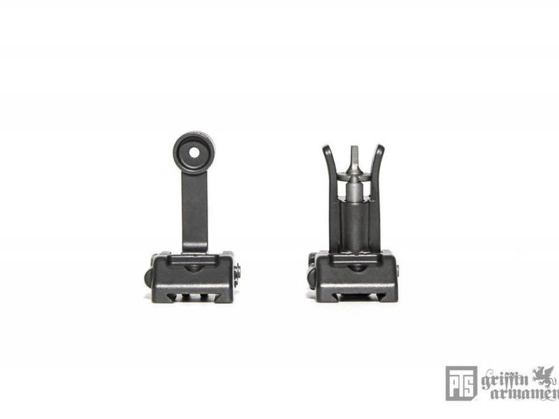 PTS PTS Griffin Modular Back Up Sight Set