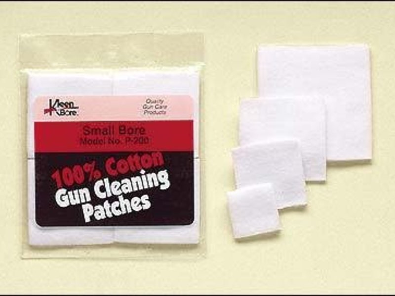 Airsoft Extreme AEX Barrel Cleaning Patches 100% Cotton