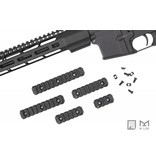 PTS PTS Enhanced MLOK Rail 9 Slot Black