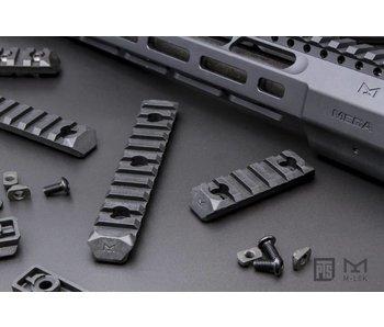 PTS Enhanced MLOK Rail 11 Slot Black