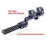 Leapers Leapers M16  bilevel Mount w/rings