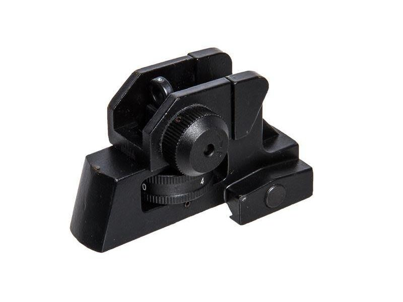 Aimsports Aimsports AR Detachable Rear Sight