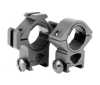 Aimsports Weaver Medium Profile Rings, Pair