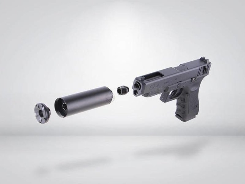 Acetech Acetech Lighter Pistol Tracer Unit