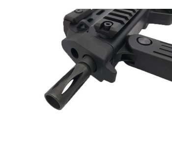 VFC KWA MP7 Silencer with Flash Hider