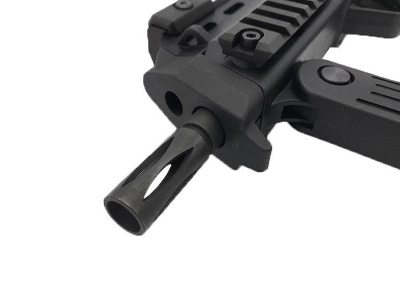 VFC VFC KWA MP7 Silencer with Flash Hider